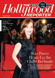 the Day 5 'Daily' - The Hollywood Reporter