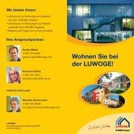 Flyer - Luwoge