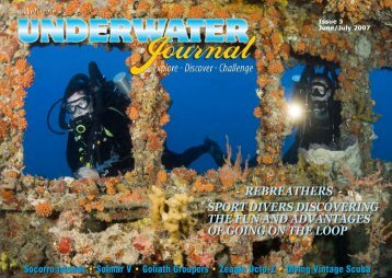 - REBREATHERS - SPORT DIVERS ... - Stingray Divers