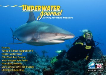 Underwater Journal issue 13 - Stingray Divers