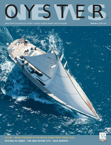 Download PDF - Oyster News 66 - Oyster Yachts