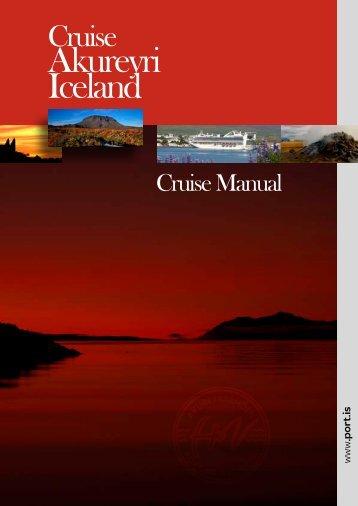Akureyri Iceland - Port of Akureyri