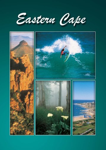 Eastern Cape Provincial Article - South African Vacations