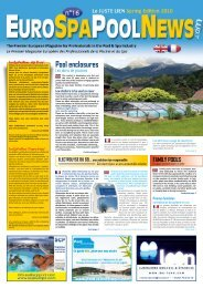 Pool enclosures - Eurospapoolnews.com