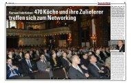 Forum der Köche - Hotellerie et Gastronomie Verlag
