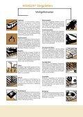 klicken für Verlege- und Behandlungshinweise Stegplatten Acryl - Seite 2