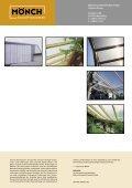 klicken für Verlege- und Behandlungshinweise Stegplatten Acryl - Seite 4