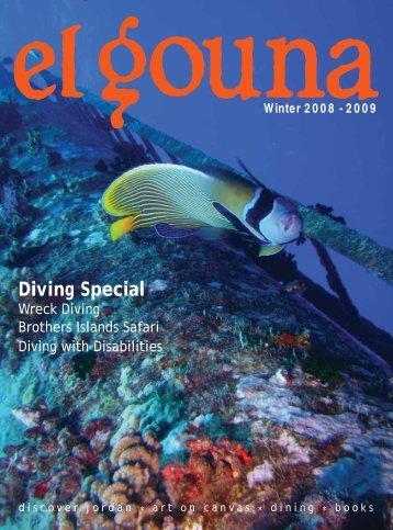 Diving Special - El Gouna Magazine