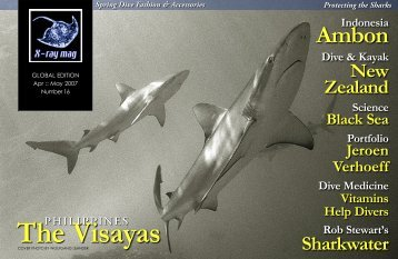 New Zealand Sharkwater - X-Ray Magazine