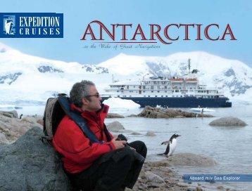 Antarctica - Imperial River Cruises