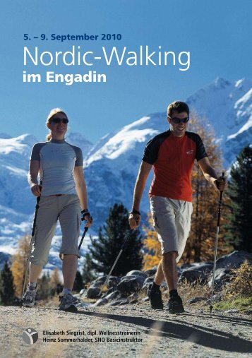 Nordic-Walking - Hotel Maria