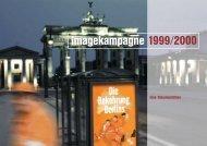 Imagekampagne 1999/2000 Die Bekehrung Berlins Eine ... - BSR