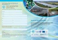 Recht der Wasserwirtschaft - Interreg IVB North Sea Region ...