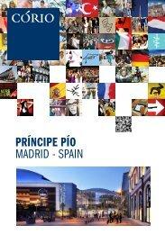 PRÍNCIPE PÍO MADRID - SPAIN - Corio