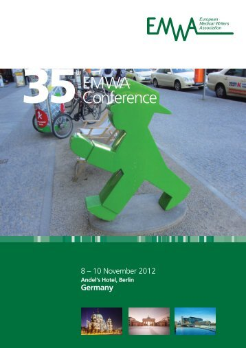Download Conference Brochure - EMWA