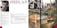 Portfolio - Andrey Chernikhov Architecture & Design Studio