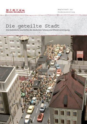 Die geteilte Stadt - Miniatur Wunderland Hamburg