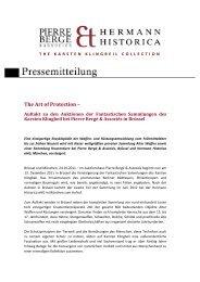 Auktion Sammlung Klingbeil 2 - Hermann Historica
