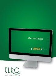 Mediadaten { 2013 } - KaWe-Kurier online