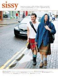 Homosexual's Film Quarterly - Sissy