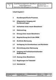 Kapitel 3 Qualitätsmanagement-Handbuch Geltungsbereich - DRK ...