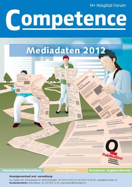 Mediadaten 2012 - Hplus