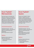 Hoval TopSafe® «Perfekter Investitions- schutz ... - Hoval Herzog AG - Seite 5