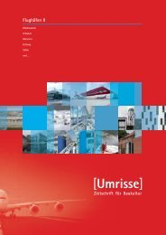 03·2012 - Thema: Flughäfen II - Umrisse