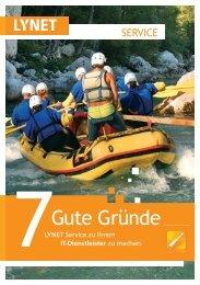 7 gute Gründe – Service Broschüre PDF · 1075 MB - LyNet