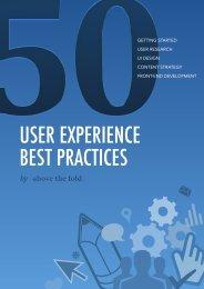 50-UX-Best-Practices