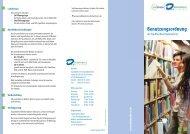Benutzungsordnung der Stadtbücherei - Stadt Delmenhorst