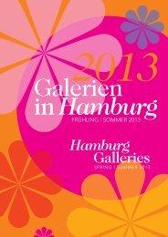 Galerien in Hamburg