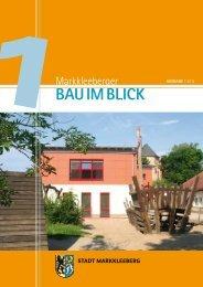 Bautagebuch Teil 1 - Stadt Markkleeberg