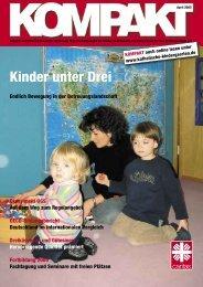 Kinder unter Drei - Katholische Tageseinrichtungen für Kinder im ...