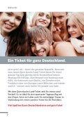 Je Mitfahrer, desto günstiger. Ab 34 Euro durch ganz ... - Bahn.de - Seite 2