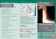 Der Flyer zum Download - Erzbistum Köln