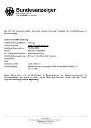 Einladung und Tagesordnung - Deutsche EuroShop