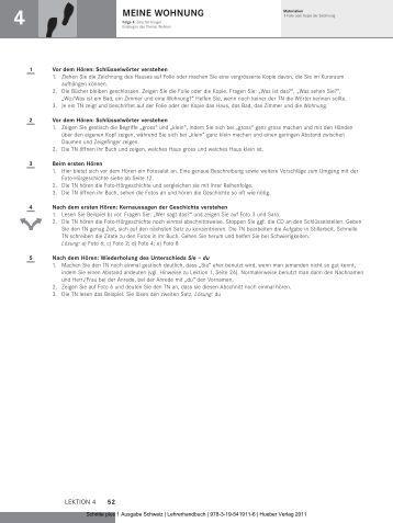 Schritte plus 3 kennenlernen