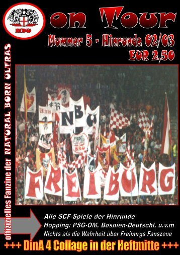 NBU on Tour N° 5 - Natural Born Ultras
