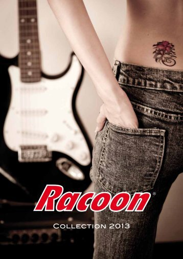 Katalog - Racoon
