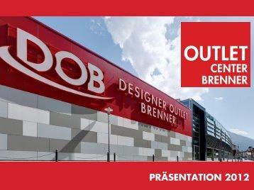 Download der Broschüre - 1A Outlet Immobilien