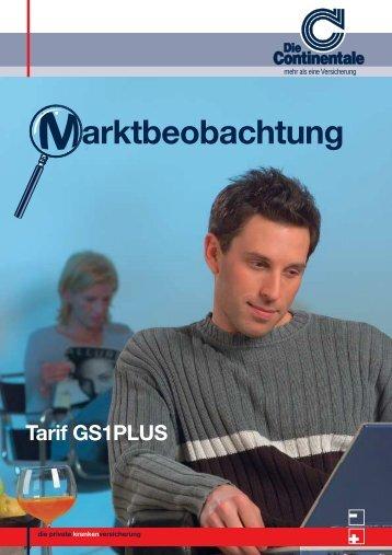 Tarif GS1PLUS - Continentale