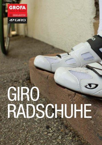 GIRO Shoes 2013 - Grofa