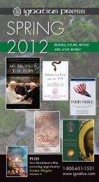 PLUS 1-800-651-1531 - Ignatius Press