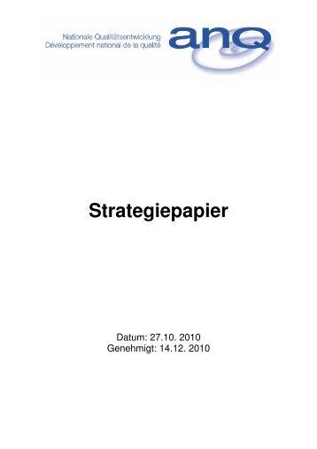 Strategiepapier - Hplus