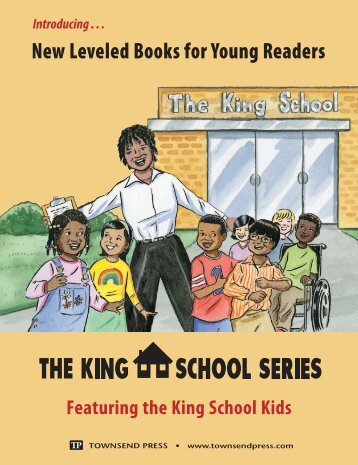 New Leveled Books for Young Readers - Townsend Press