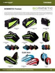 Dunlop Katalog Seite 9-16 (Okt 2012) - Tennisklub Langen eV