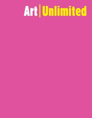 Art|Unlimited