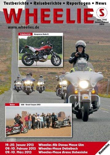 Husqvarna Nuda R - Wheelies