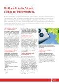 Wegweiser für moderne Heizsysteme und ... - Hoval Herzog AG - Seite 5